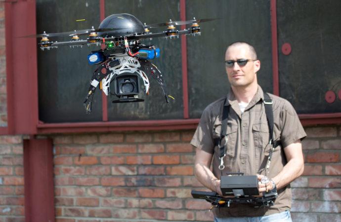 PhoenixPix Drohne Luftaufnahmen